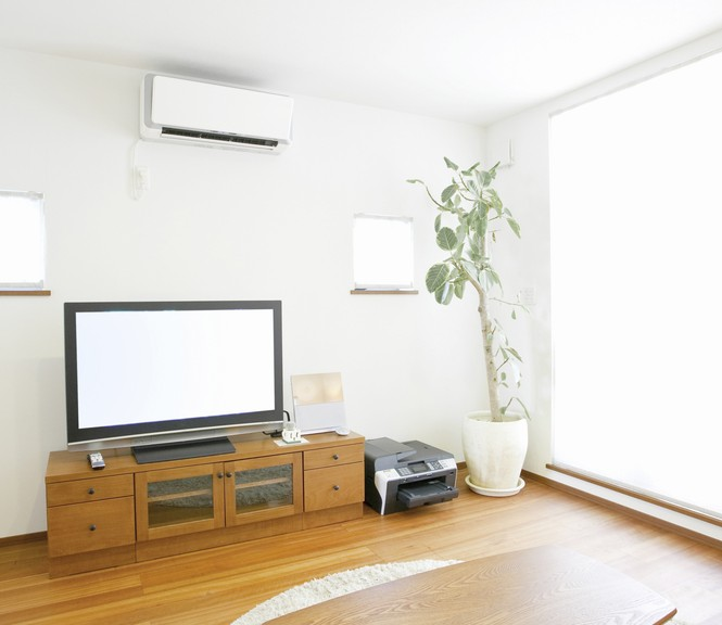 Choosing between ducted and split air conditioner