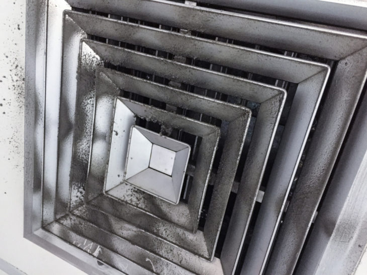 Do you 'neglect to inspect' your air vents?