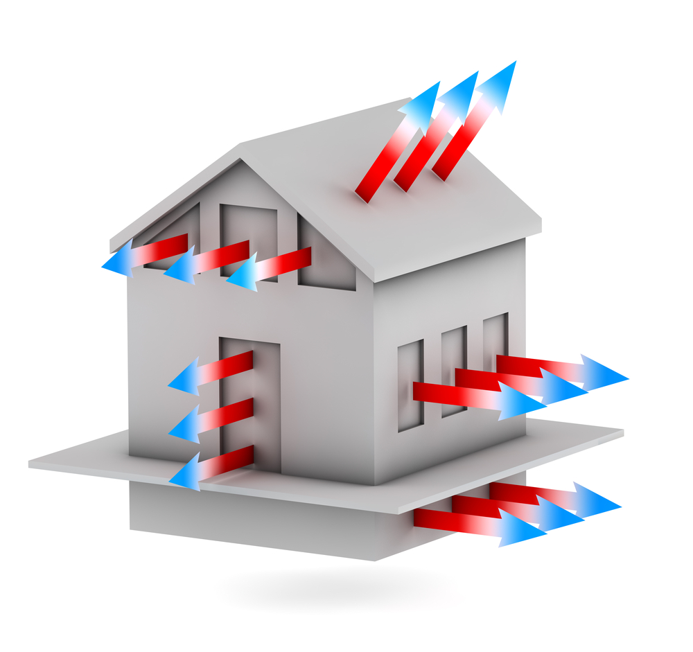 Tips to achieve natural air conditioning in the home
